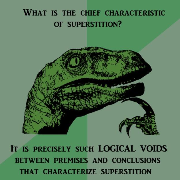 Logic Voids
